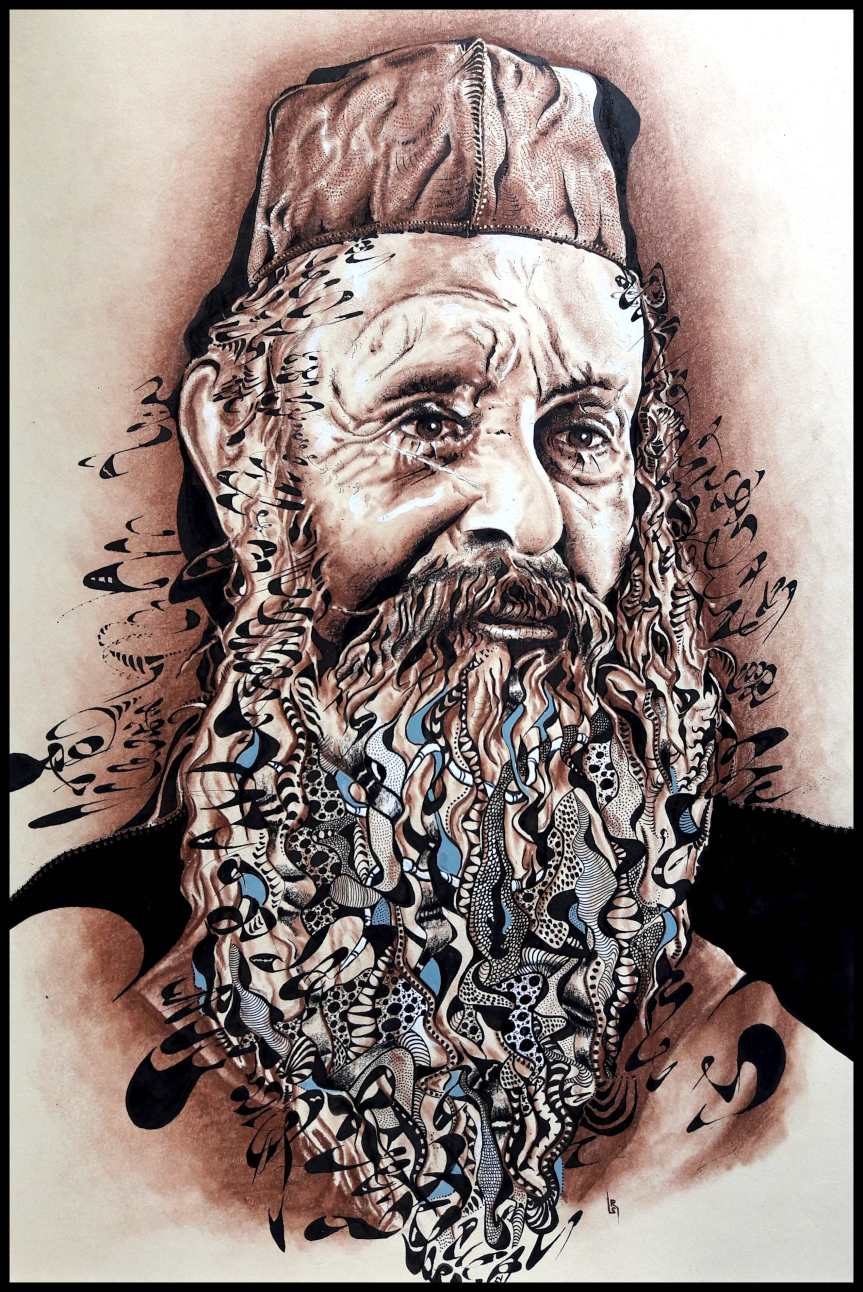 """Wunderrabbi"" miracle wonder rabbi, rebbe, Rabbiner"