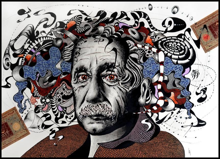 Albert Einstein III.