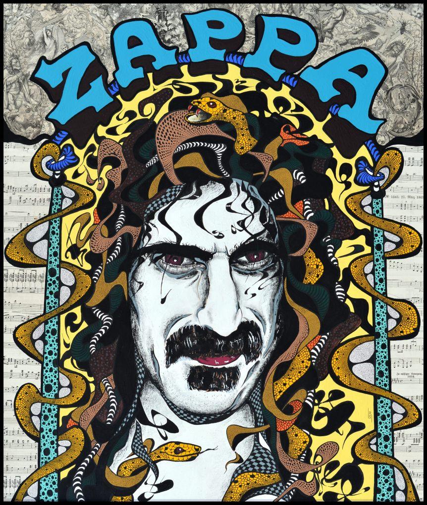 """Frank Zappa """"BabySnakes"""""""