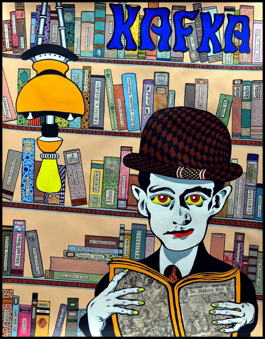 Franz Kafka und die Illustrierte WeltII.